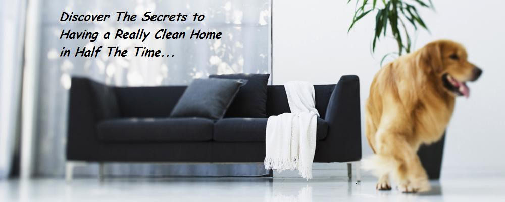a clean house is so peaceful
